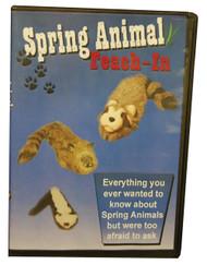 Dvd Spring Animal Teach In