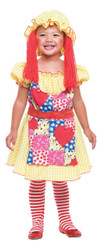 Rag Doll Toddler 3t-4t