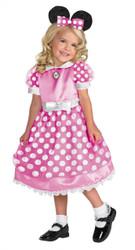 Clubhouse Minnie Pink Lg 4-6x