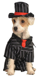 Pet Costume Mob Dog Xlarge