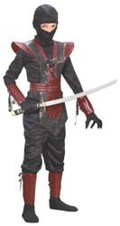 Ninja Fghtr Leathr Lg Ch Rd