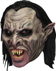 Vamp Dlx Chinless Latex Mask