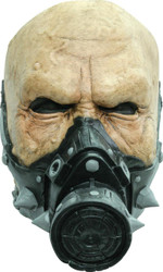 Biohazard Agent Latex Mask
