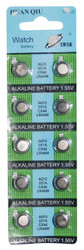 Batteries Ag13/lr44 Pack/10