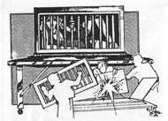 Cargo Cage Illusion Plans