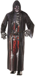Grim Reaper Photo Real Robe Ad