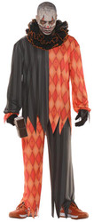 Evil Clown Adult Xxl