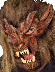 Lone Wolf Latex Mask