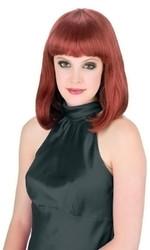 Classic Beauty Auburn Wig