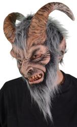 Krampus Latex Mask