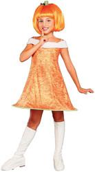 Pumpkin Spice Child Costume Md