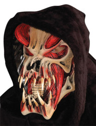 Predator Red Mask