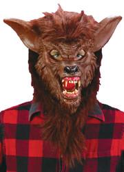 Werewolf Dlx Mask
