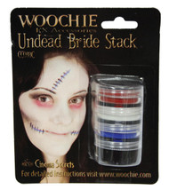 Undead Bride Stack Carded