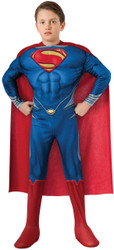Superman Child Deluxe Large