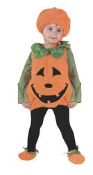 Pumpkin Cutie Pie Vest 24 Mos