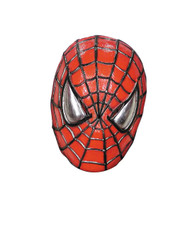 Spiderman Vinyl Mask