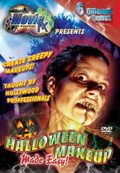Movie Fx Halloween Makeup