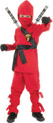 Ninja -child Red Small