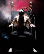 Body/electric Chair W/plate