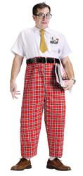 Nerd 50's Adult Costume