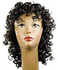 Michael New Curly Black