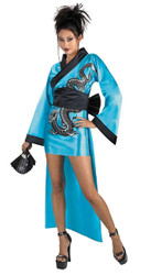 Dragon Geisha Adlt Sz 12 14