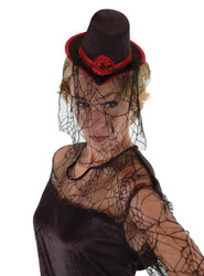 Hat Little Victorian Top Hat