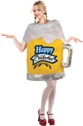 Happy Octoberfest Beer Mug Adu