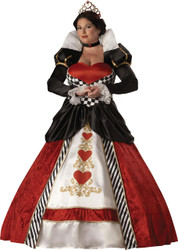 Queen Of Hearts Xxlarge