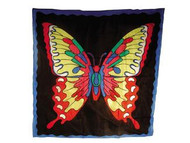 Silk Butterfly 6 Ft By 6 Ft