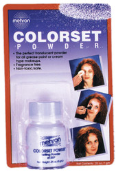 Colorset Powder Qtr Oz