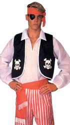 Pirate Kit Adult 1 Sz