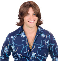 Ladies Man Wig Brown