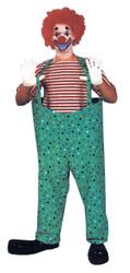 Hooped Clown Pants Set