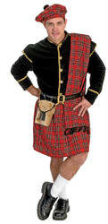 Scottish Clansman Adult Med