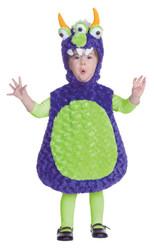 Monster Toddler 3 Eyed 18-24