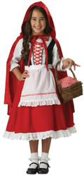 Lttle Red Riding Hood Sze 8