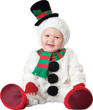 Silly Snowman 12-18mo