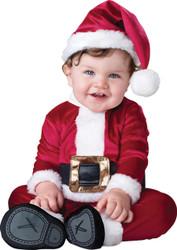 Baby Santa 12-18mo