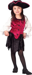Pirate Lady 3t To 4t