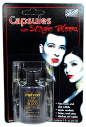 Capsules 1/2 Oz Blood 6 Pk