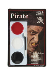Tri Color Palette Pirate