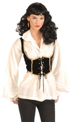 Female Pirate Vest