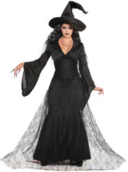 Black Mist Witch Adult M/l