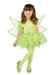 Ballerina Fairy Green 3t-4t