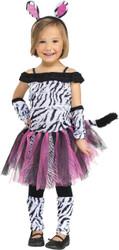 Zebra Tdlr Lg 3t-4t