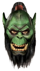 Ww Orc Latex Mask