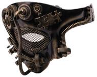 Steampunk Gold Mask