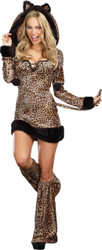 Cheetah Luscious Medium